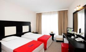 Bulharský hotel Calypso - ubytování