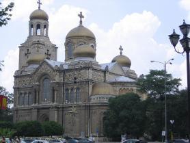Katedrála Nanebevzetí Panny Marie ve Varně