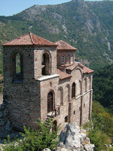Pevnosti v Bulharsku