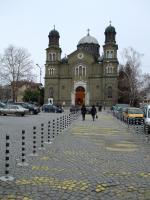 Burgas - katedrála Cyrila a Metoděje