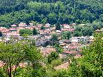 Bulharsko a městečko Trjavna