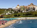 Bulharský hotel Serenity Bay u moře