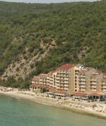 Bulharský hotel Royal Bay u moře